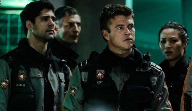 Luke Hemsworth en Infini