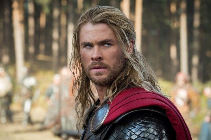 Chris Hemsworth en Thor