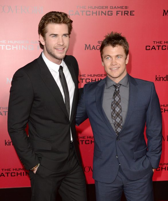 Liam y Luke Hemsworth