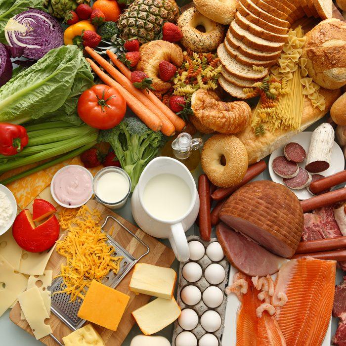 grupos alimenticios