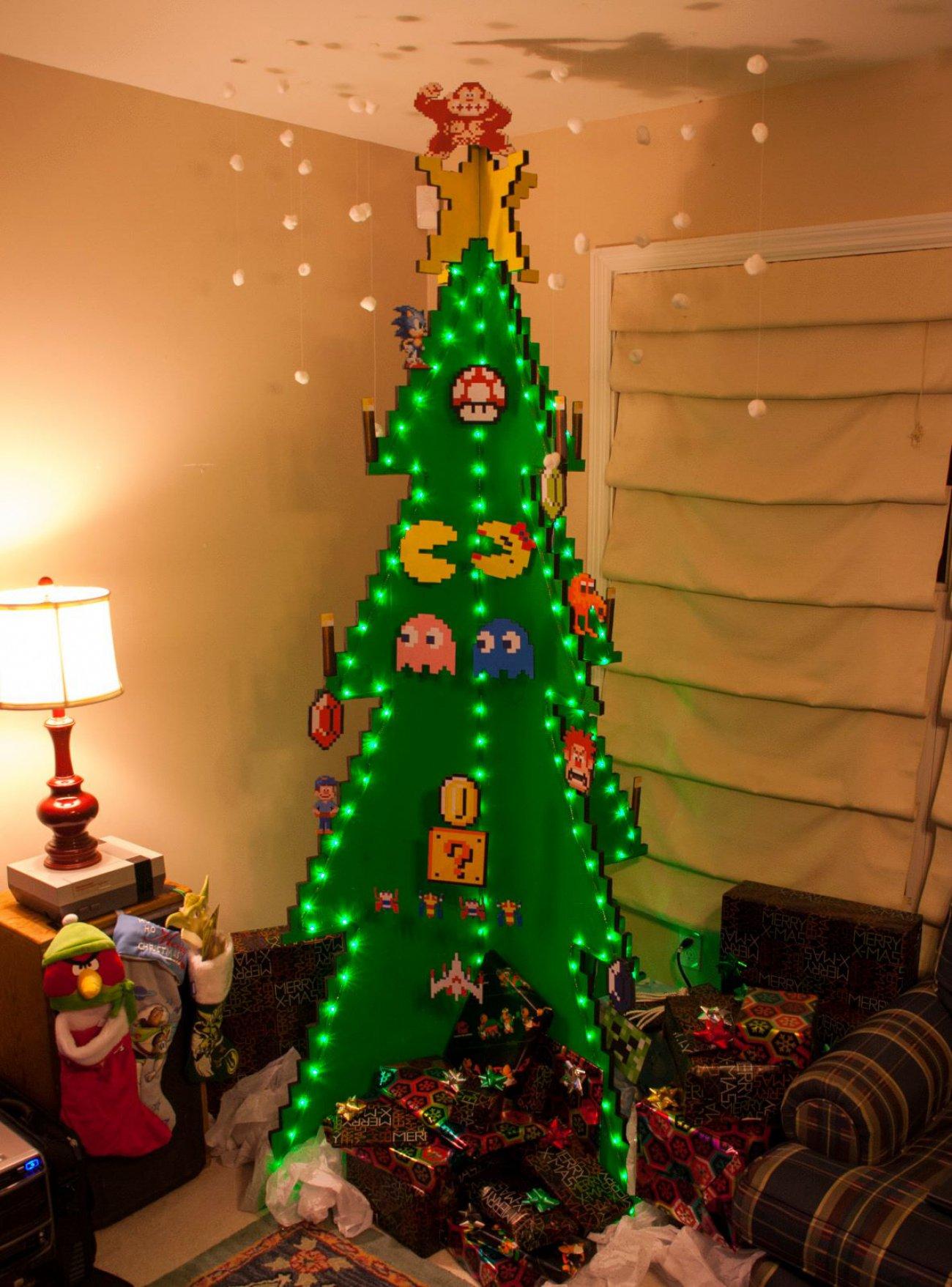 Formas De Decorar En Navidad.16 Divertidas Y Originales Maneras De Decorar En Navidad