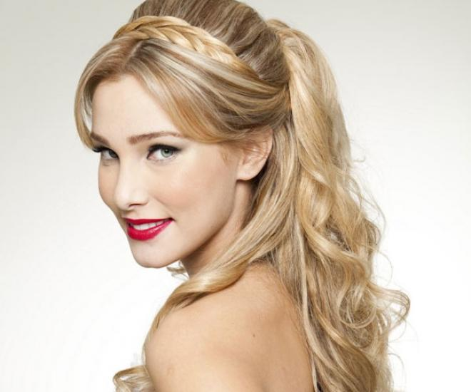 15 Best New Princess Hairstyles: Hermosos Peinados Que Son Dignos De Una Princesa