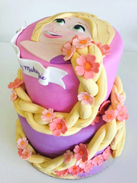 Pastel Disney Rapunzel