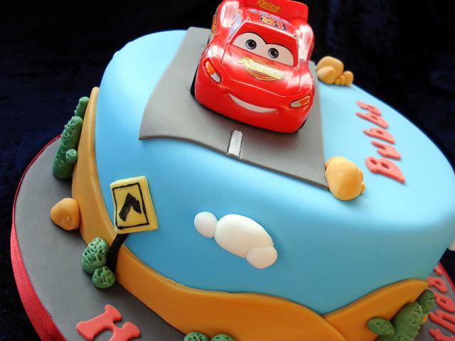 Pastel Disney Cars