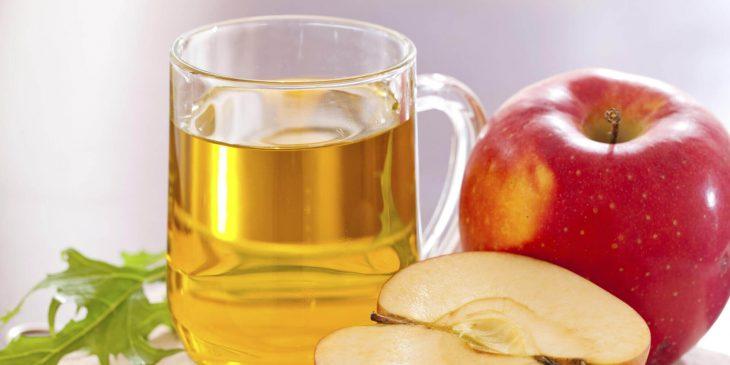 mascarilla vinagre de manzana