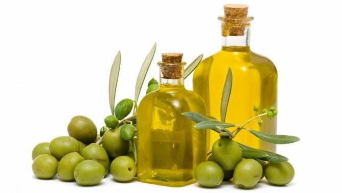 mascarilla aceite de oliva