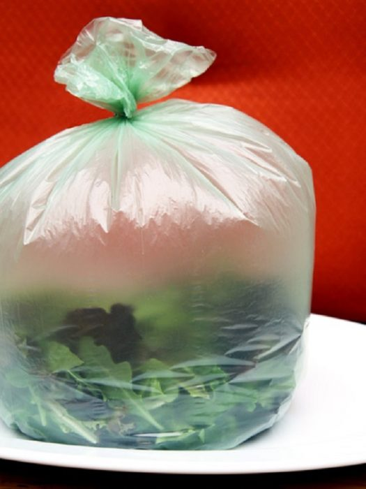 ensalada en bolsa