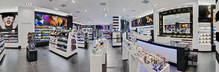 Tienda de maquillaje en México
