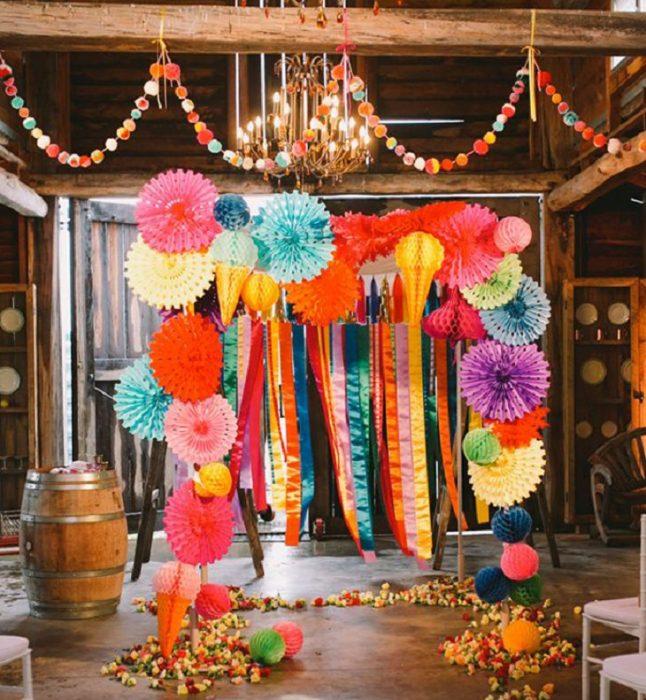 fondo para photo booth boda