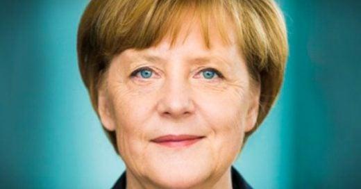 Angela Merkel fue elegida por la revista Time como la persona del año 2015