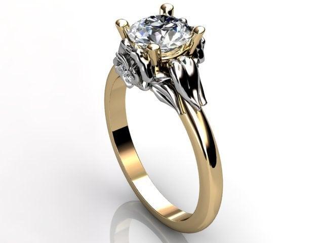 Anillos de Pedida de Mano Diamantes - Jorge Juan Joyeros