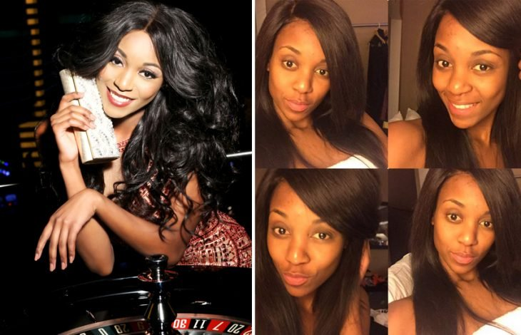 Refilwe Mthimunye Miss Sudáfrica