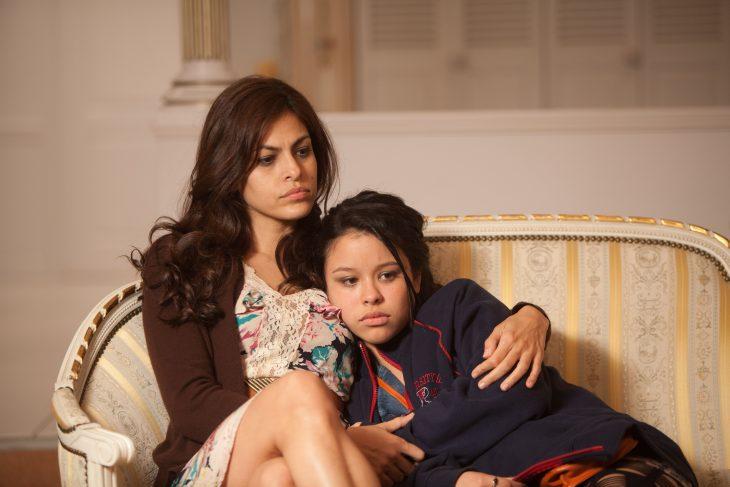 Escena de la película educando a mamá