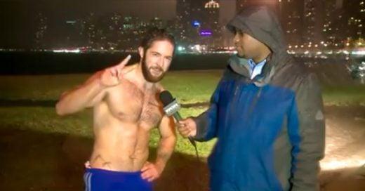 Conoce a Ethan Renoe, el guapo corredor sin camisa de Chicago que está enloqueciendo a todas en Internet
