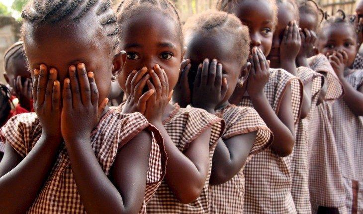 niñas africanas ablación femenina