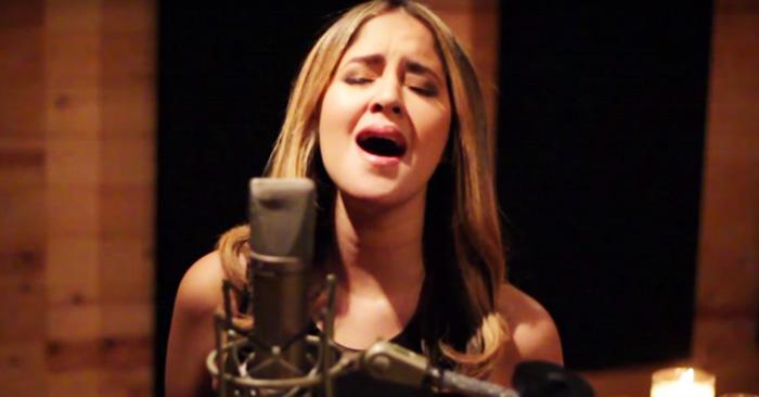 """La increíble versión en español de la canción """"Hello"""" de Adele"""