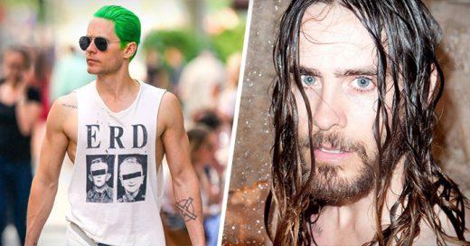 Fotos de Jared Leto en diferentes facetas de su vida donde luce bastante atractivo
