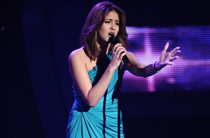 Karen Rodriguez en American Idol