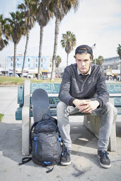 Chico sin hogar descubierto por kendall jenner y Gigi Hadid