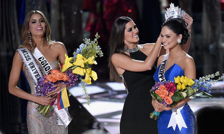 Pia Alonzo es coronada