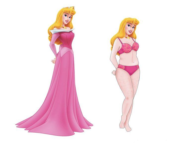 Princesas de Disney Curvy (2)
