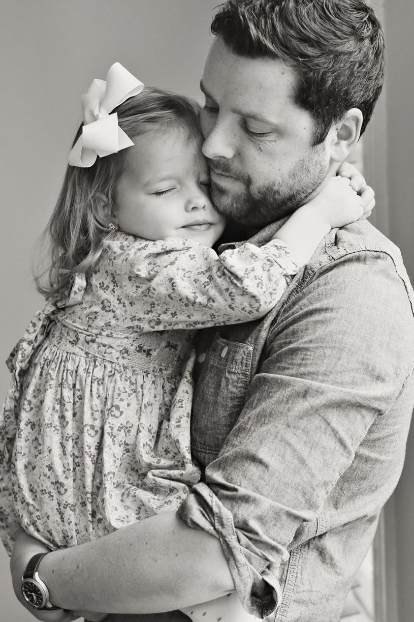 Paso padre e hija