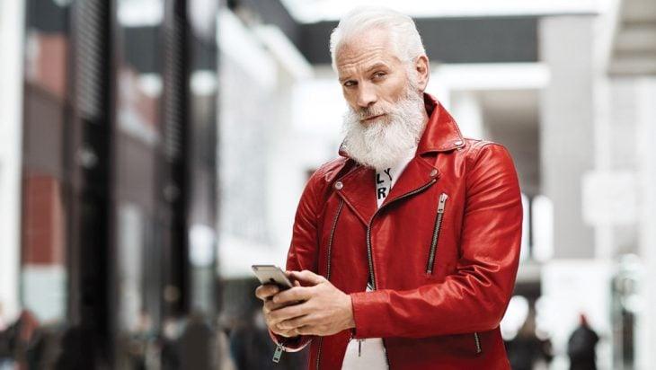 Santa claus fashion