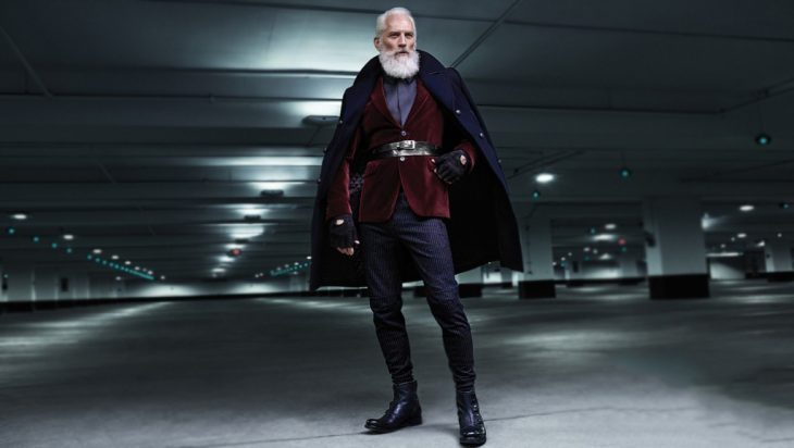 Vestuario del Santa Claus Fashion de Yorkdale