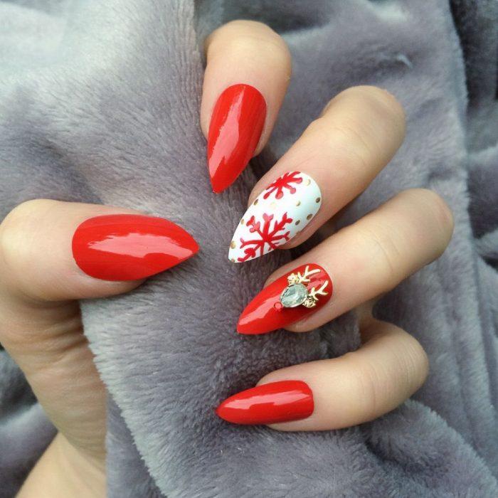 Uñas de navidad (40)