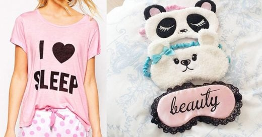 Divertidos accesorios que son perfectos para las personas que aman dormir