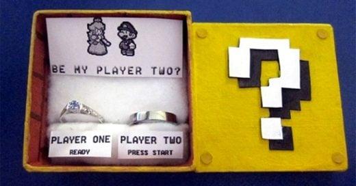 Ideas de anillos de compromiso ideales para toda chica geek