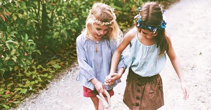 Carta dedicada a la mejor amiga de la infancia