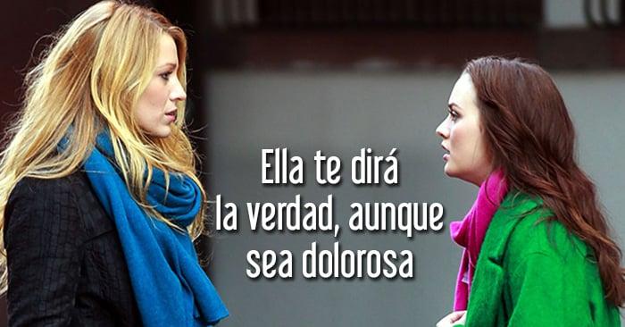 Razones por las que una chica honesta puede ser la mejor amiga que alguien puede tener