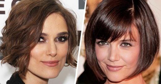 Corte de cabello que es el ideal para tu tipo de rostro