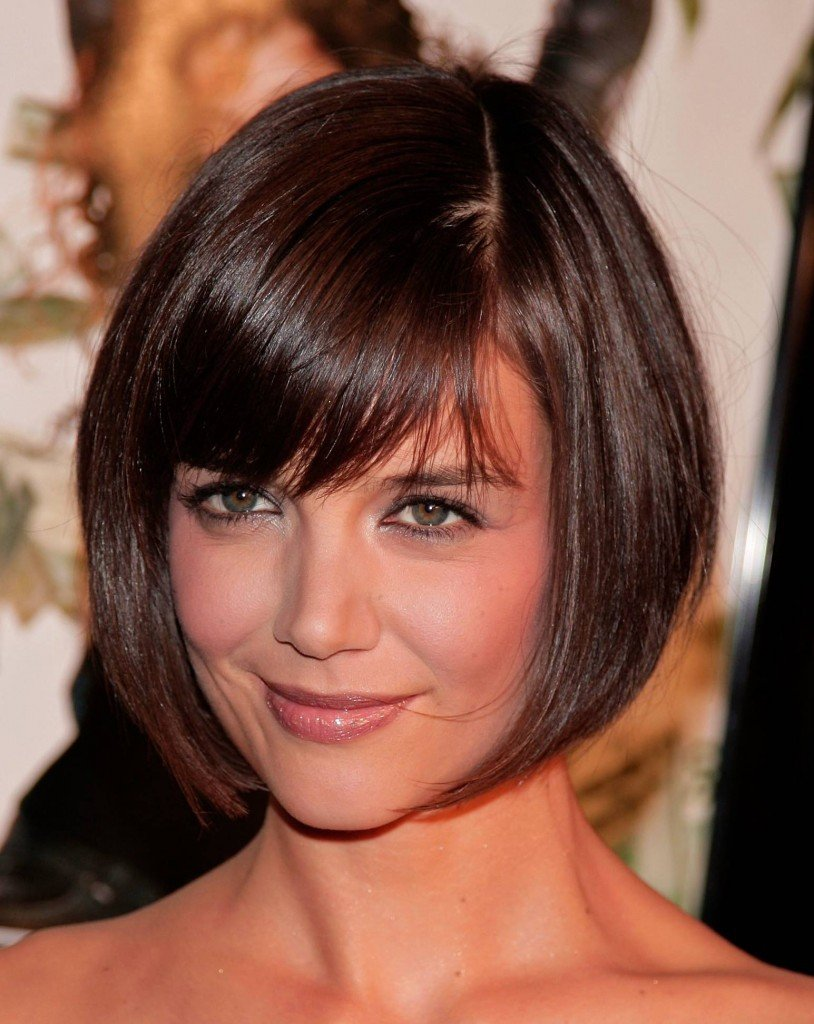 corte de pelo mujer redondo