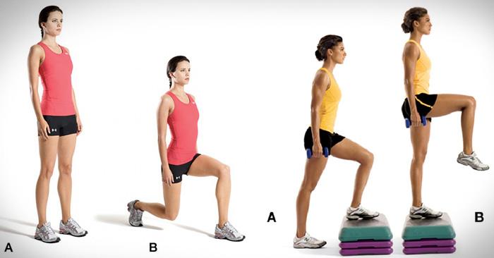 3 ejercicios claves para las piernas