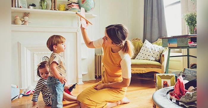 Técnica para enseñar a los niños a no interrumpir conversaciones de adultos