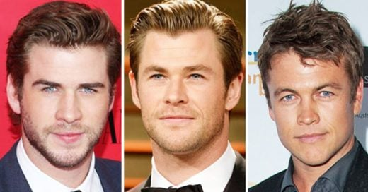 Fotos que demuestran que los hermanos Hemsworth son los más sexys de Hollywood