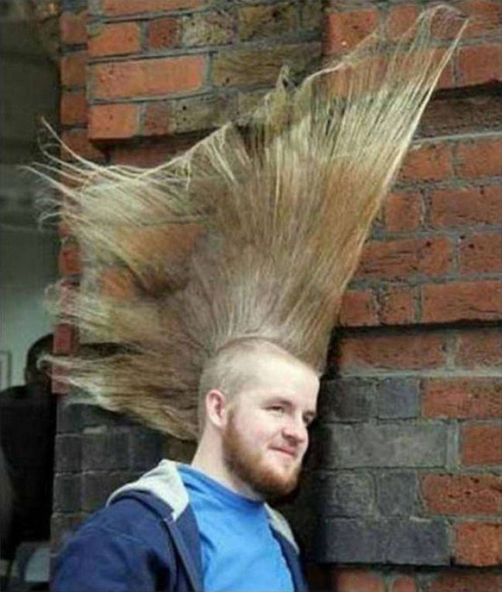 Cortes de cabello hombres locos