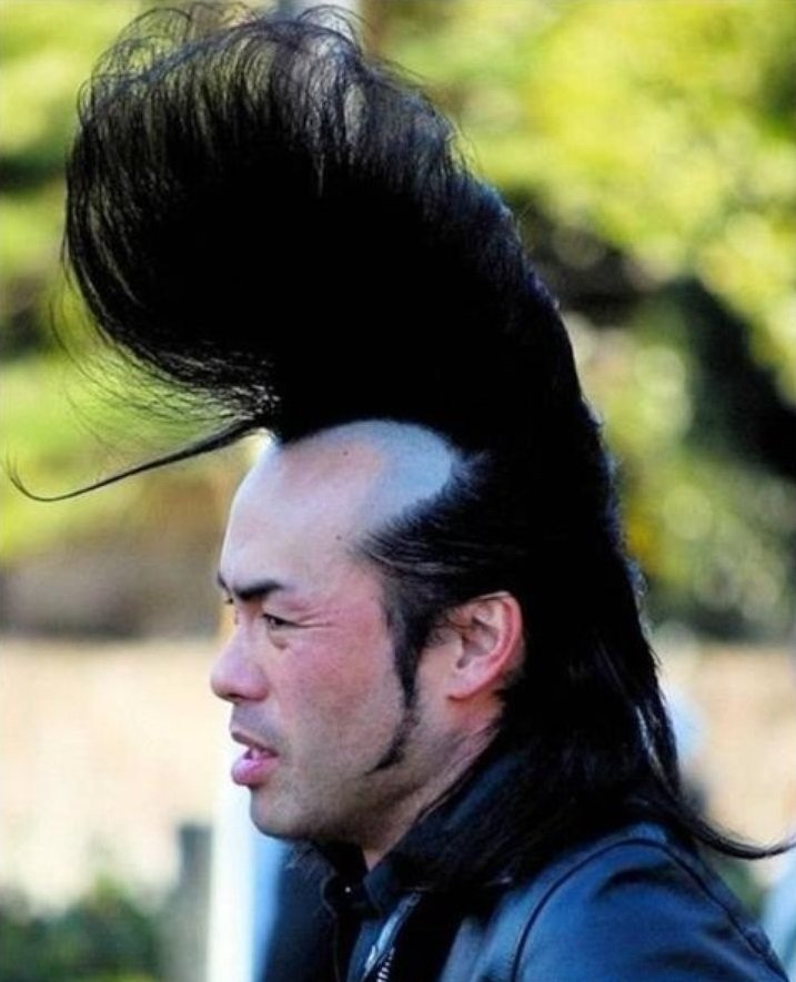 Los 30 cortes de cabello para hombres m s feos del mundo - Cortes para chicos ...