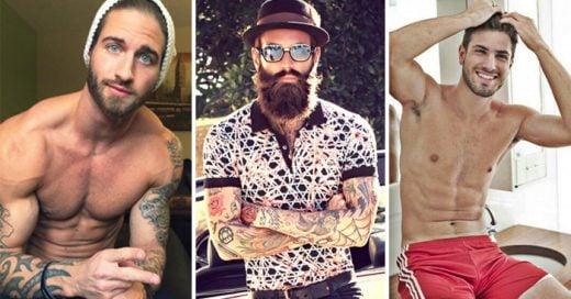 Los 20 hombres más sexys y guapos que conquistaron Instagram en el 2015