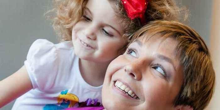 Heather McManamy e hija