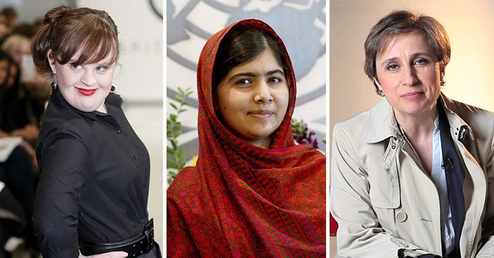 Mujeres que destacaron este 2015 con su labor de estas mujeres que destacaron por su trabajo y acciones.