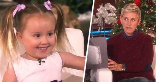 Video del programa de Ellen DeGeneres, 'The Ellen Show', donde entrevista a Brielle, una niña de 3 años que conoce los 119 elementos químicos que conforman la tabla, además conoce la función de cada uno de ellos