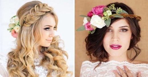 15 Hermosos peinados que son dignos de una verdadera princesa