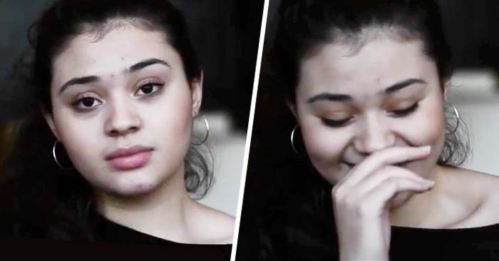 Video que muestra la reacción de personas al decirles que son hermosas