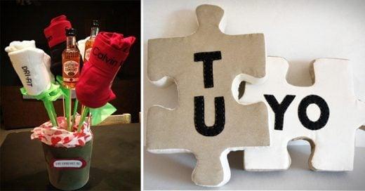 Ideas para regalo de navidad para tu novio, hecho por ti misma y sin gastar mucho dinero