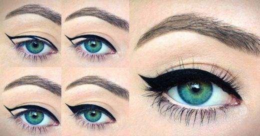 Trucos sencillos para conseguir un delineado de ojos perfecto