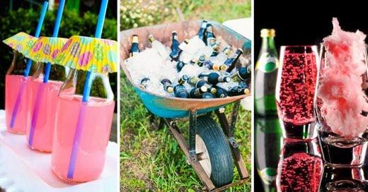 Trucos e ideas para hacer de tu fiesta un éxito