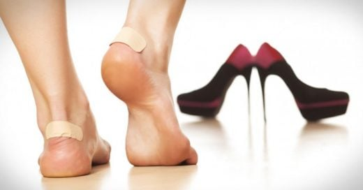 trucos para hacer que tus zapatos que lastiman queden perfectos